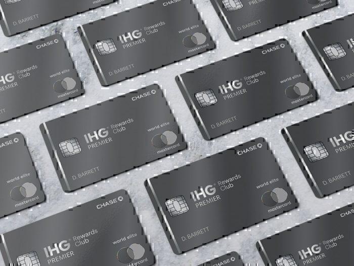 Chase IHG Premier Rewards Club