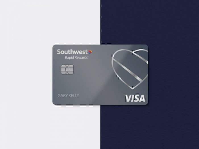 Capital One Southwest Rapid Rewards card