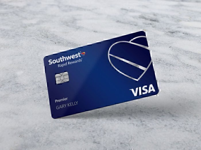 Southwest Rapid Rewards card