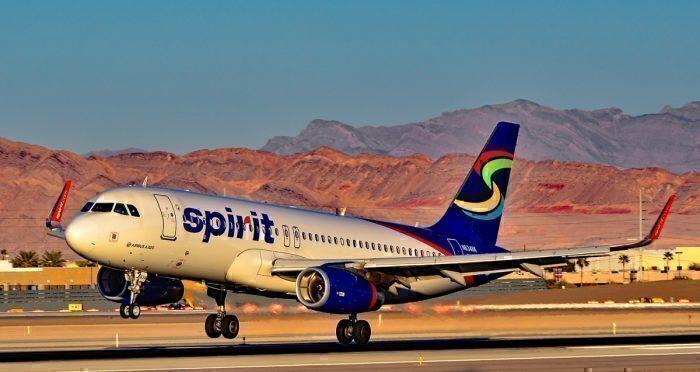 Spirit Airlines N634NK
