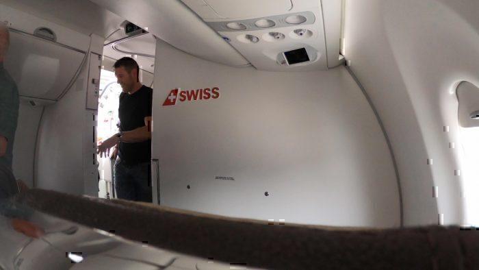 Flight Review: Swiss Airbus A220-300 Business Class