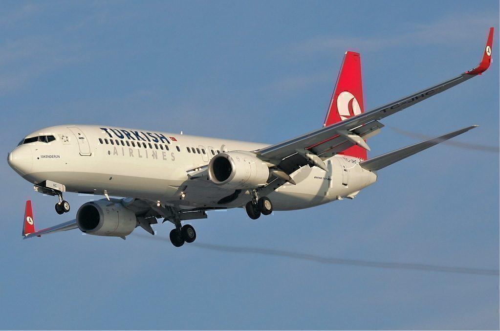 Turkish Airlines 737-800