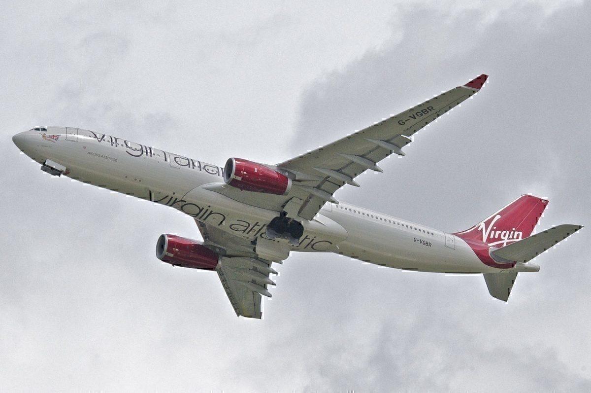 Vigin Atlantic A330