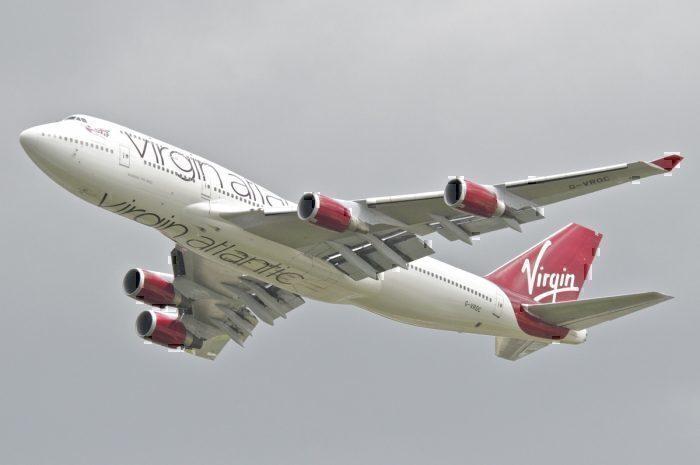 Virgin Atlantic transatlantic