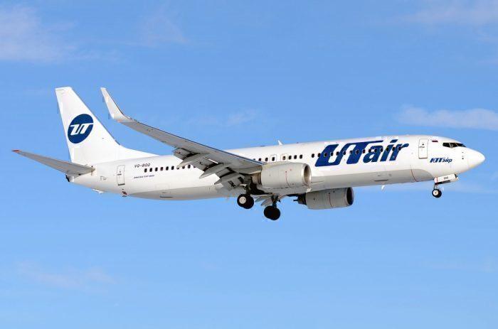 UT Air Boeing 737-800