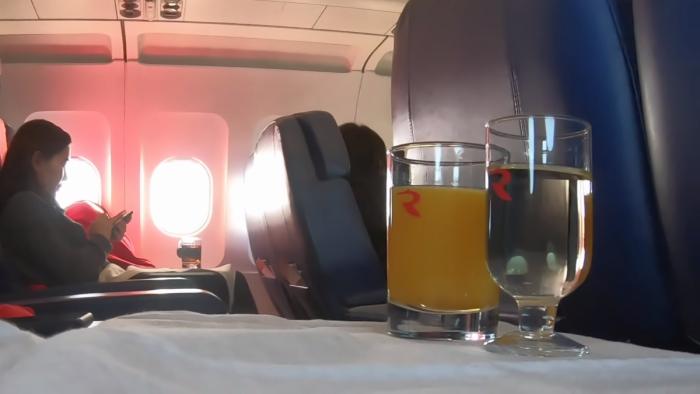 Flight Review: Rossiya's Surprisingly Good Business Class