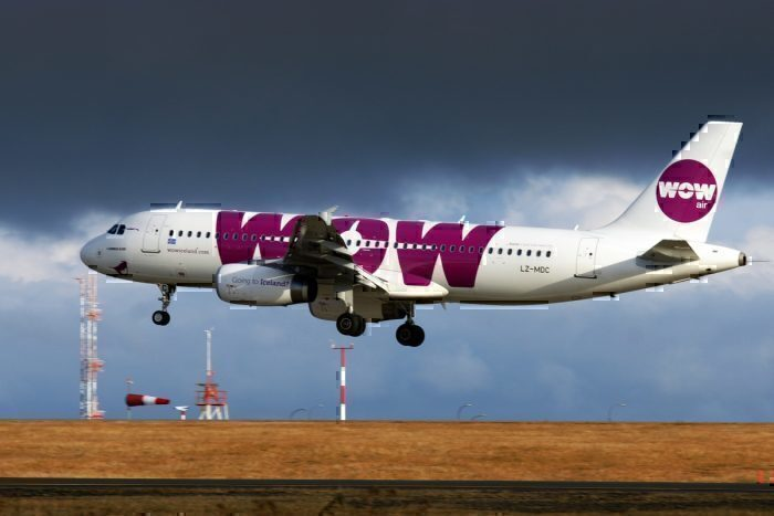 Another Party Is Interested In Reviving WOW Air