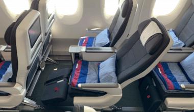 British Airways Airbus A350 Best Seats