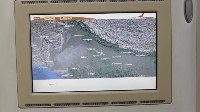 Air India 787 Dreamliner Review: Delhi to Kolkata