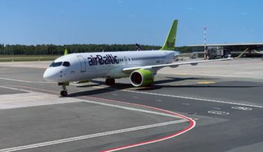 airBaltic, low fares, heavy hand luggage