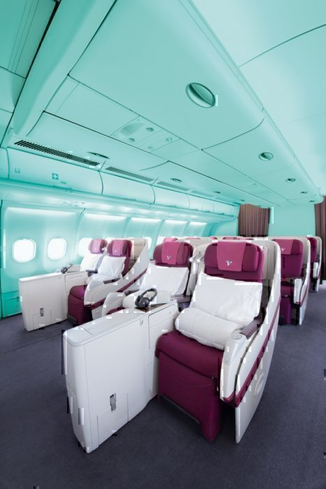 Air Italy Business