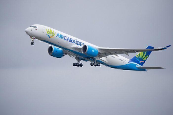 Air Caraïbes A350