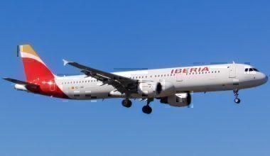 Iberia A321