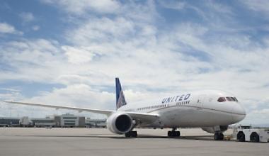 Untied Airlines Unaccompanied Minor