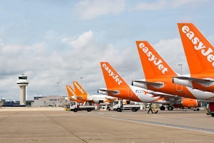 easyJet Stobart Air Unite Strike
