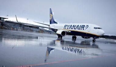 Ryanair Load Factor
