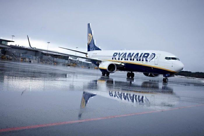 Ryanair Inspiration low-cost