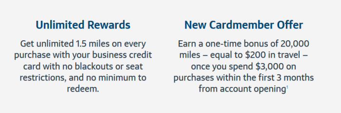 Spark Miles Select earning