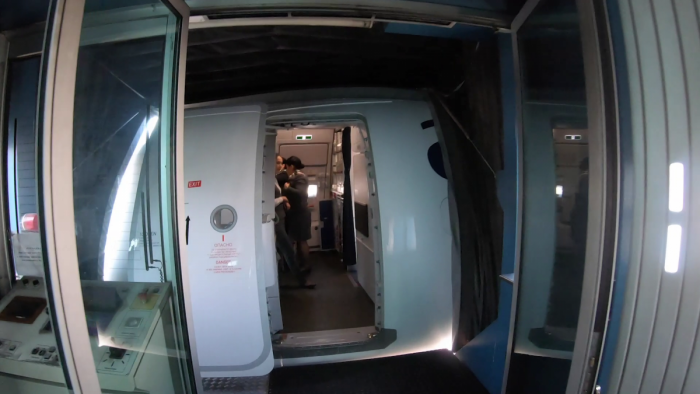 Flight Review: Air Astana Business Class