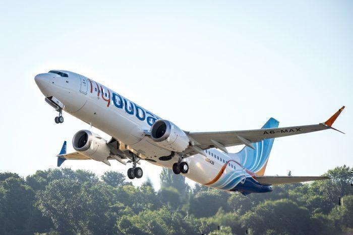 flydubai Boeing 737 MAX order