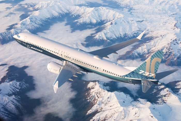 IAG Boeing 737 MAX 2022 Delivery