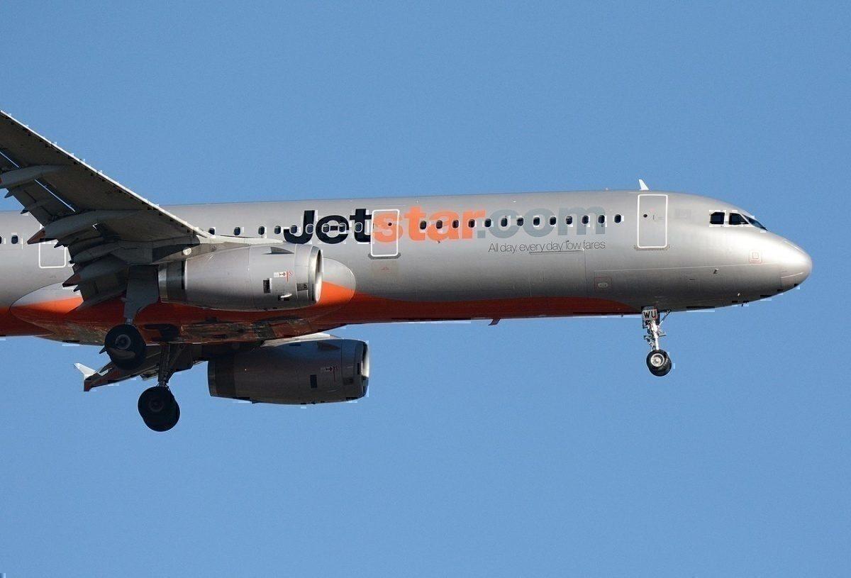 Jetstar A321