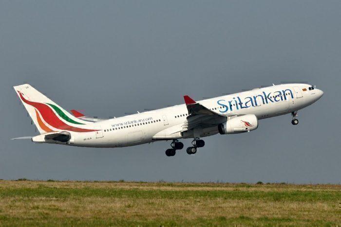 SriLankan's 19 year old A330 4R-ALA