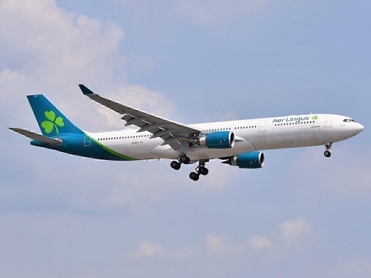 Aer Lingus A330 EWR