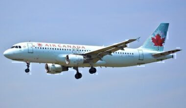 Trip Review: Air Canada Airbus A320 Economy Montréal to