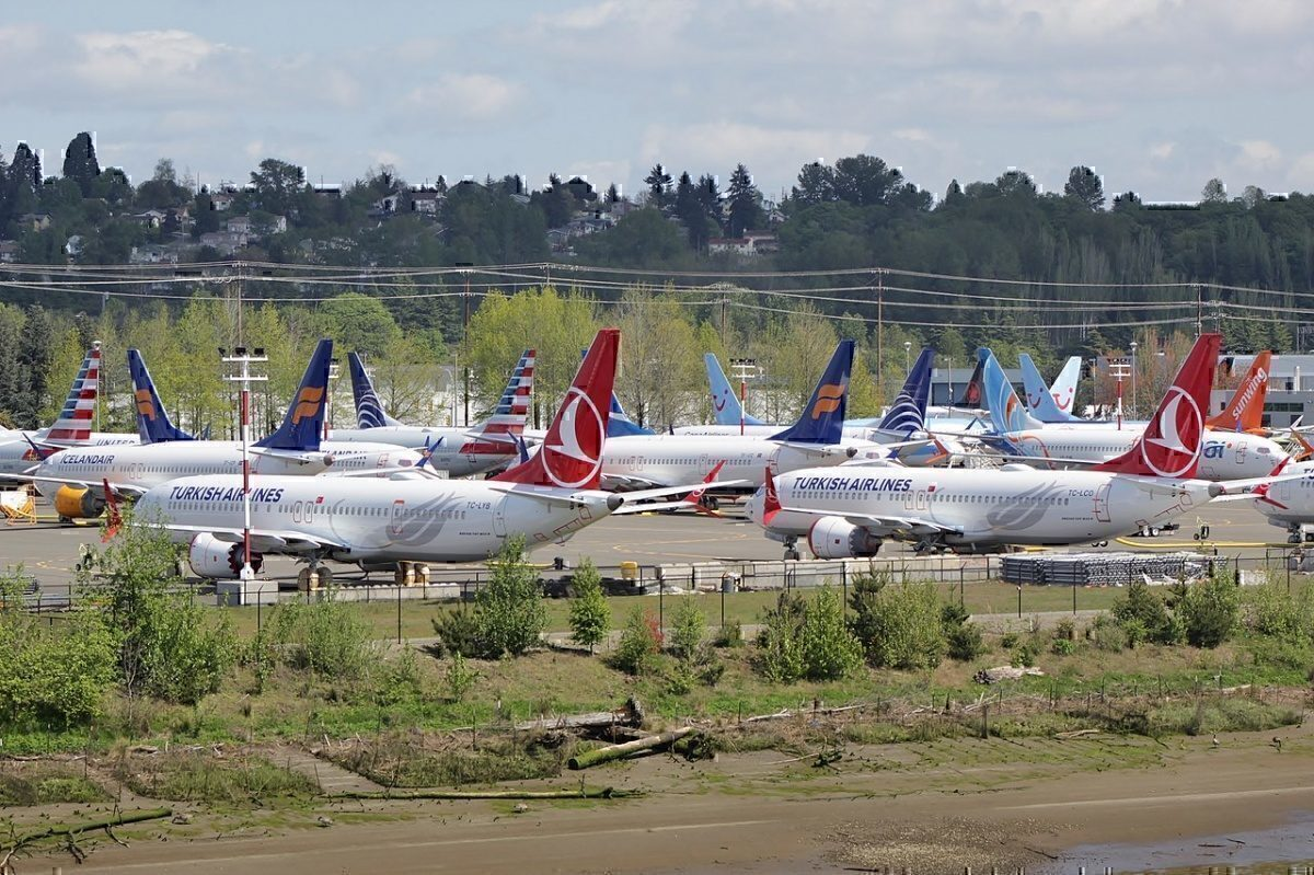 737 MAX grounded