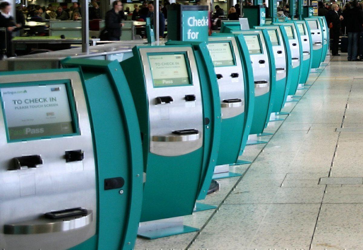 Dublin Airport Self Checkin