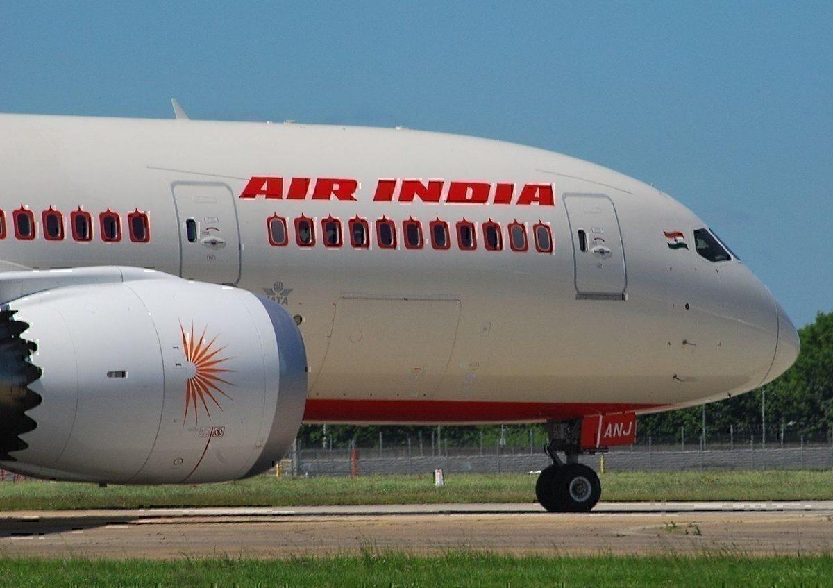 Air Inida 787