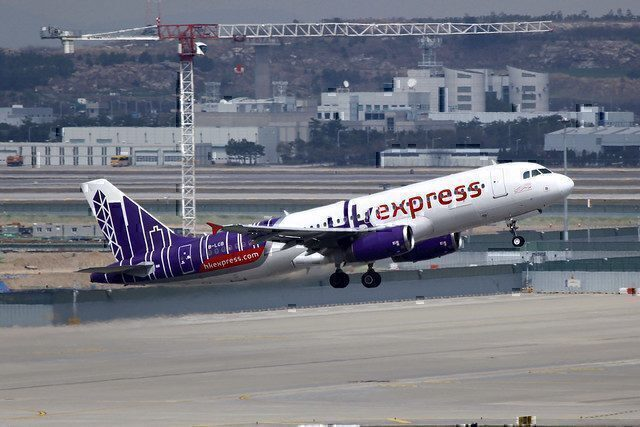 HK Express new CEO