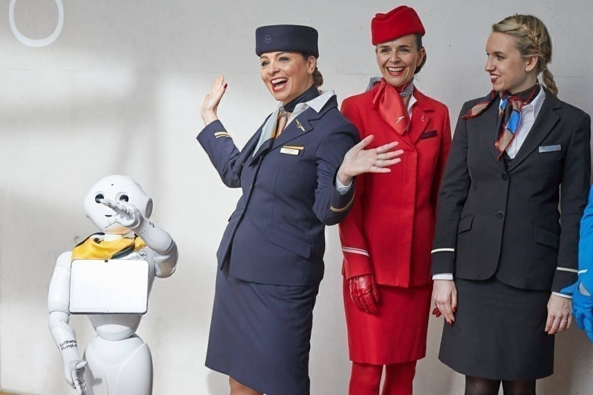 LH Group Flight Attendants