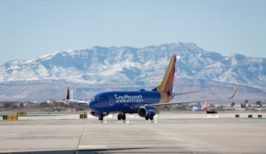 Southwest Airlines McCarran Airport