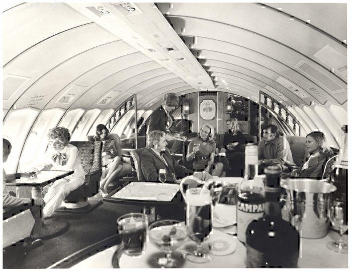 747 first class