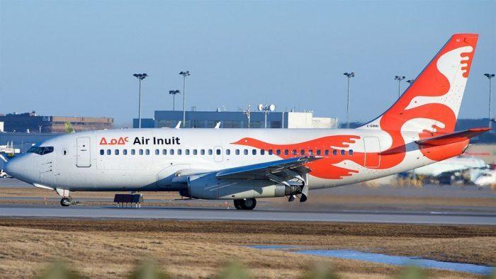 Air Inuit Boeing 737-200