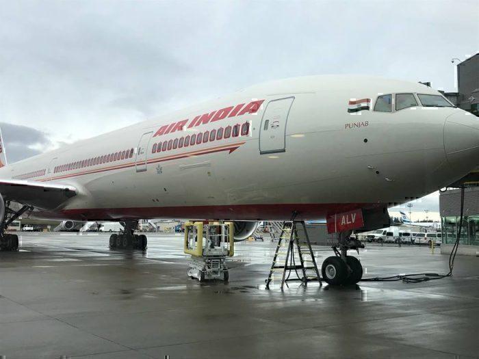 air india fuel