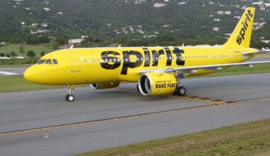Spirit Airlines Airbus A320-200
