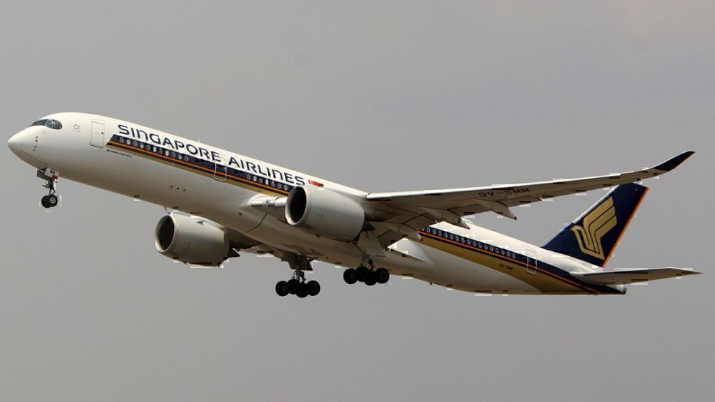 singapore-airlines-wellington-a350