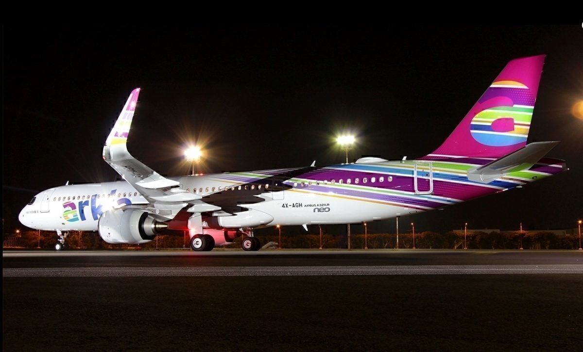 Arika Airlines A321LR