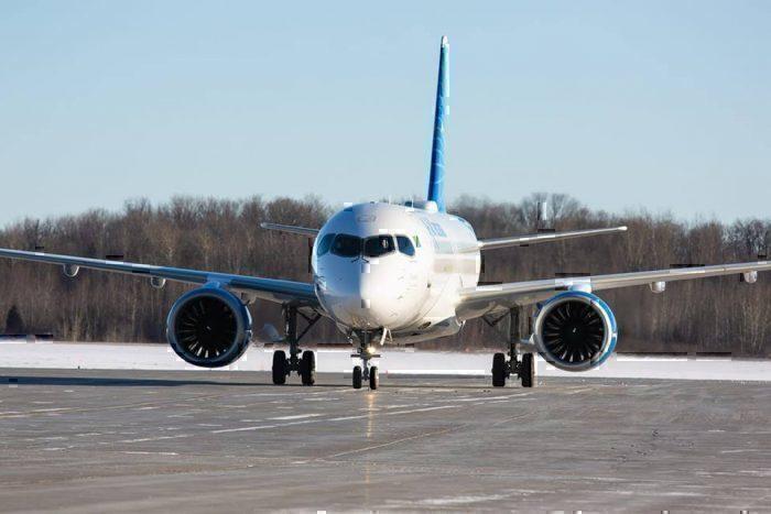 Air Tanzania A220