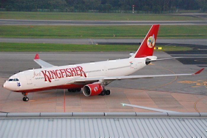 Kingfisher A330