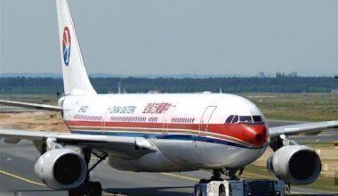 China Eastern, Air China, London Gatwick