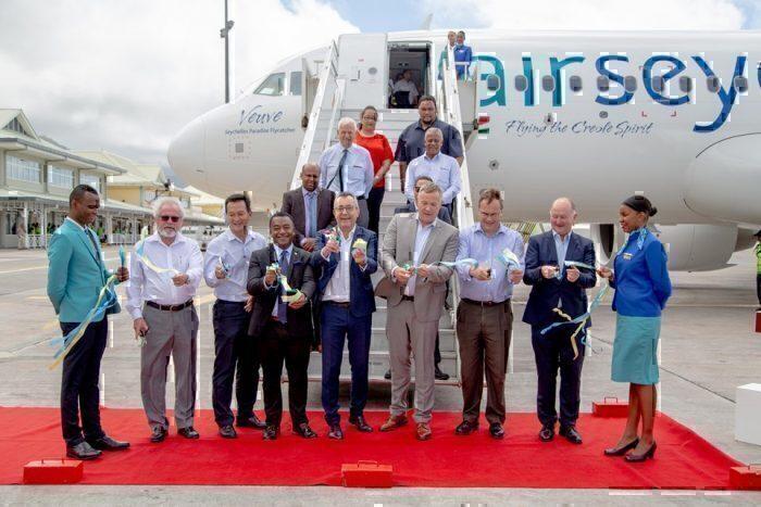 Air Seychelles new A320neo