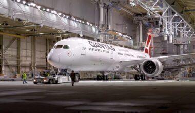 Qantas ultra long haul