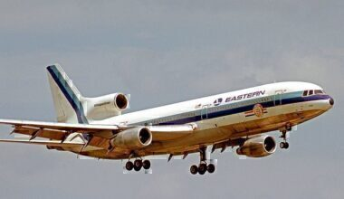 """Eastern Airlines used to be one of the """"Big Four."""""""