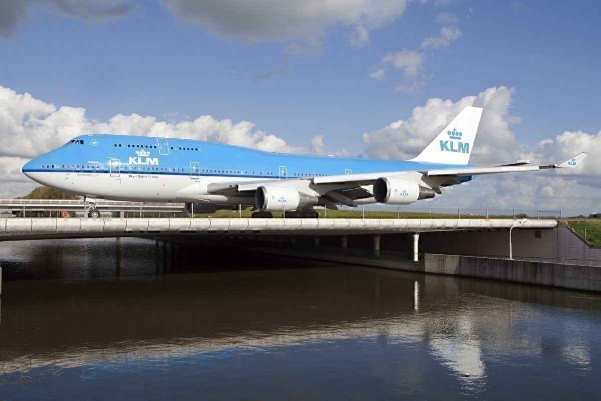 KLM Boeing 747 Diverts To Frankfurt With Deflated Tires - Simple Flying