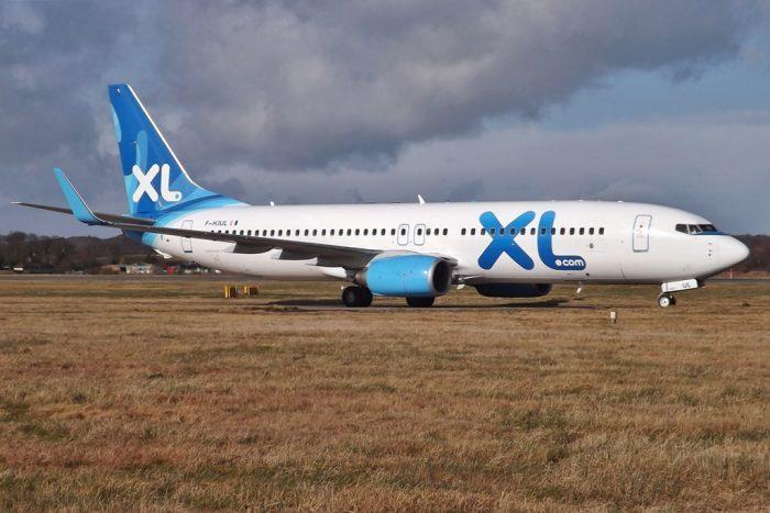 Boeing 737-800 XL Airways France