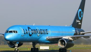 La Compagnie Boeing 757-200